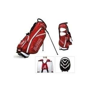 Alabama Crimson Tide Fairway Carry Stand Golf Bag