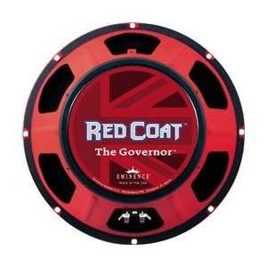Red Coat The Governor 12 75W Guitar Speaker 8 Ohm