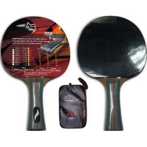 Pinnacle Sports 3352 1 Table Tennis Single Paddle