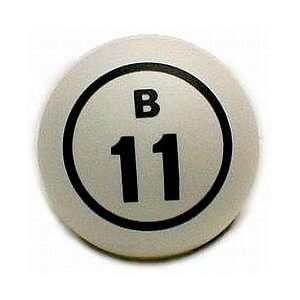 Professional Bingo Balls   Ping Pong Style