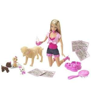 BARBIE Taffy & Puppies  Toys & Games