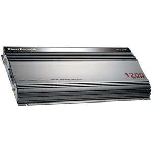 Power Acoustik PS2 1200 1200W 2 Channel Power Amplifier Car