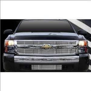 SES Trims Chrome Billet Upper Grille 07 11 Chevrolet
