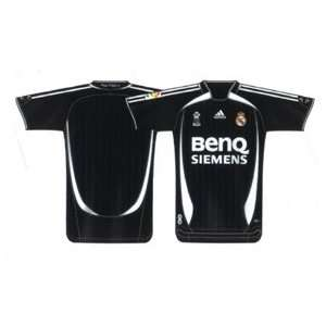 Adidas Real Madrid BenQ Siemens Soccer Jersey  Sports