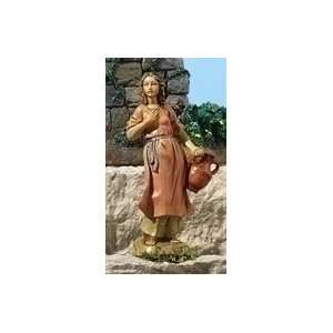 Fontanini 5 Mary Magdalene Religious Figurines #53505: Home & Kitchen