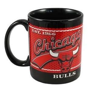 Chicago Bulls Jersey Coffee Mug Sports & Outdoors