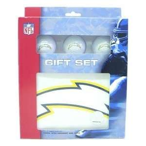 San Diego Chargers NFL Golf Gift Box Set Sports