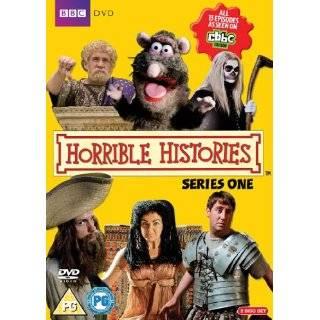 Horrible Histories   Complete Series   3 DVD Box Set [ NON