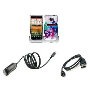 HTC EVO 4G LTE (Sprint) Premium Combo Pack   Water Color