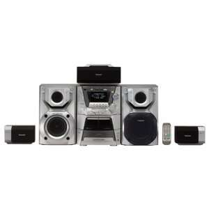 AK66 Dolby Pro Logic Home Theater Compact Stereo System Electronics