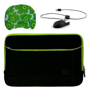Protective Sleeve Cover with Accessory Pocket for 13 inch Toshiba