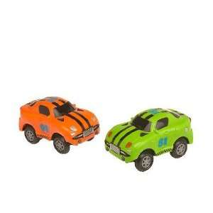 Neo Tracks Neon Glow 2 Additional Cars Toys & Games