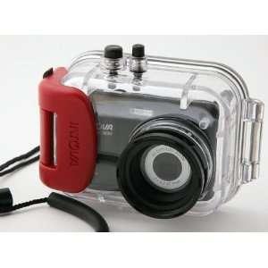 IC800 8.0 Mega Pixel Underwater Digital Camera (Black)