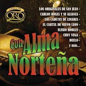 Con Alma Nortena y Muchos Exitos Mas Linea de Oro Music