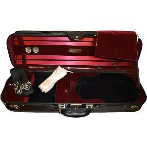 Eco Friendly Series Violin Case, 4/4 size (Full size), Red