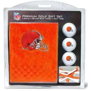 Cleveland Browns Embroidered Towel Gift Set Sports