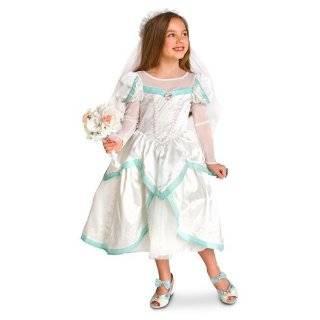 Disney Princess Wedding Costume Accessory Set 3 Pc