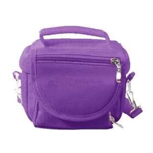 Tech Purple Nintendo DS Lite/DSi/DSi XL/3DS Travel Bag Carry Case