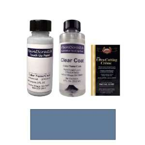 2 Oz. Sky Blue Pearl Metallic Paint Bottle Kit for 1994