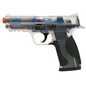 Soft Air Smith & Wesson M&P40 CO2 Gas Powered Airsoft Pistol: