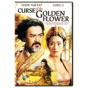 the Golden Flower: Yun Fat Chow, Li Gong, Jay Chou, Ye Liu, Dahong Ni