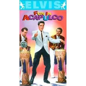 Fun in Acapulco [VHS] Elvis Presley, Ursula Andress, Elsa