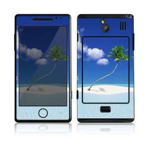 Welcome To Paradise Decorative Skin Cover Decal Sticker for Samsung