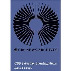 CBS Saturday Evening News (August 20, 2005): Movies & TV