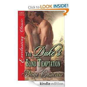 The Dukes Blind Temptation (Siren Publishing Everlasting Classic