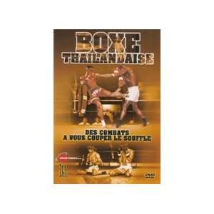 Spectacular Thai Boxing Fights DVD