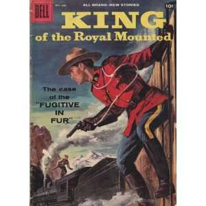 King Of The Royal Mounted #27 Back Issue Comic Book (Feb