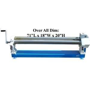 50 Slip Roll Roller Sheet Metal 16 Gauge **$8.88 FLAT SHIPPING RATE w