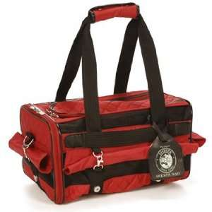 Ultimate Sherpa Bag Pet Dog Cat Carrier Large Red Airline