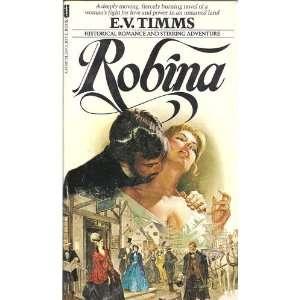 Robina E.V Timms Books