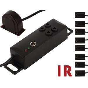 Sewell IR Repeater Kit, 4 Dual Emitters (Control 8 Hidden