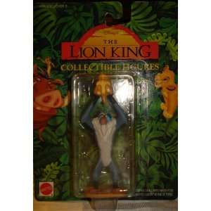 COLLECTIBLE FIGURES FEATURING RAFIKI & BABY SIMBA: Everything Else