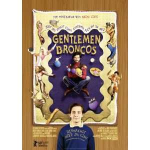 Gentlemen Broncos Movie Poster (11 x 17 Inches   28cm x 44cm) (2009