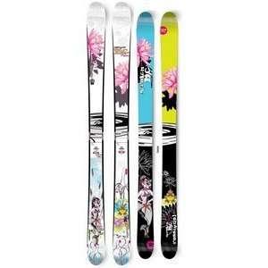 Rossignol Scratch Girl BC Team Skis