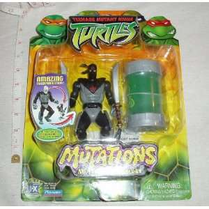 Mutant Ninja Turtles Mutations   Mutatin Foot Soldier Action Figure
