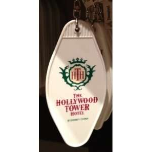 Disney Parks Hollywood Tower Hotel HTH Hotel Room Key
