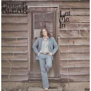 LET ME IN IM NO STRANGER LP (VINYL) US PIP 1976 CHARLIE