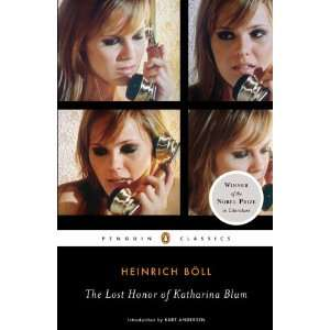 The Lost Honor of Katharina Blum (Penguin Books for