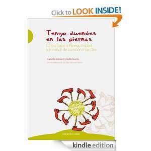 Tengo duendes en las piernas (Spanish Edition): ISABELLE BEAUDRY