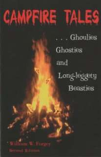 Spooky Campfire Stories by Amy Kelley, Globe Pequot Press  Paperback