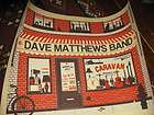 Dave Matthews Band Poster N3 NYC Caravan 8/28/2011 Governors Randalls