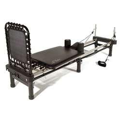 Aero Pilates Premier Studio 55 4700 Reformer w/Stand, Cardio Rebounder