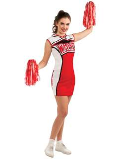 Cheerleader Glee Costume  Jokers Masquerade