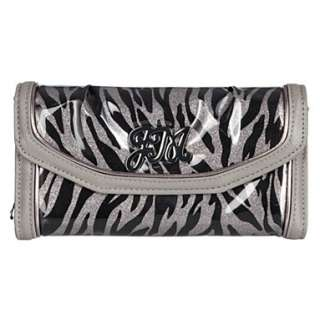 Pewter zebra print purse   Purses   Handbags & purses   Women