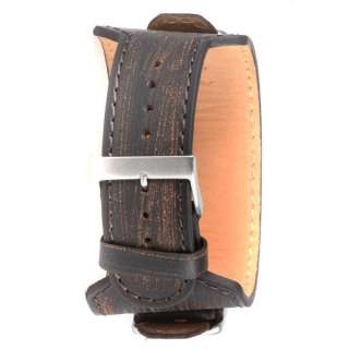 Strap Mens Watch Discounts  GUESS Brown Leather Strap Mens Watch