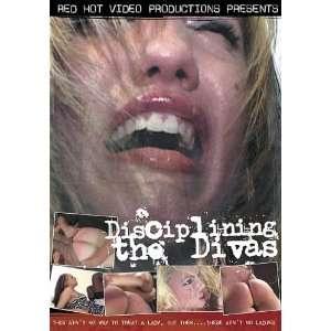 Disciplining the Divas Kelly Divine, Sasha Sparks